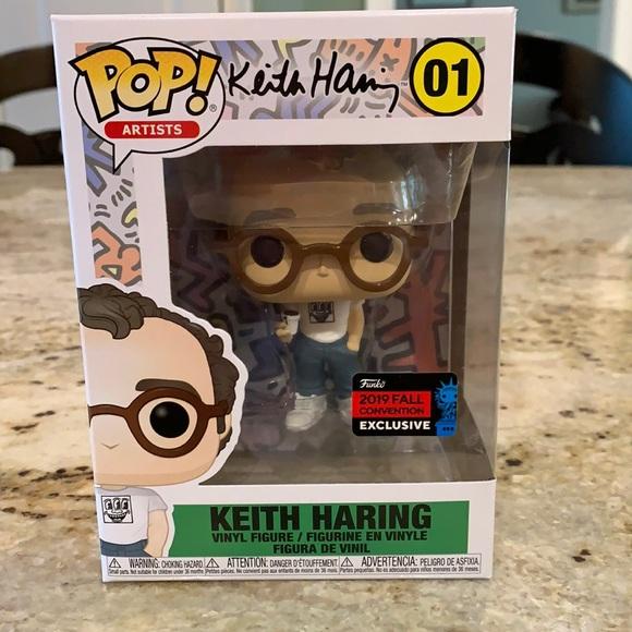 Funko Keith Haring